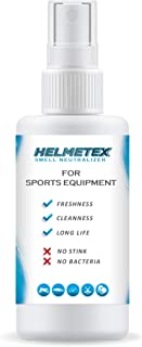 Helmetex Odor Eater for Sports Equipment and Footwear Zero Odor Eliminator for Helmets Neutralizer Remover 2.7 fl oz