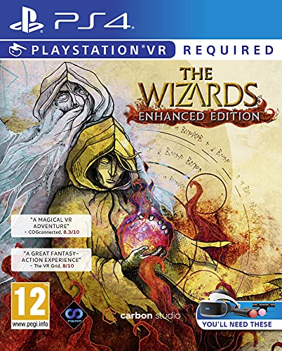 The Wizards - Enhanced Edition (PSVR Required)