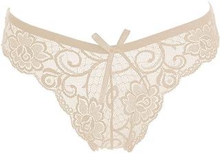 7b7d01b403f81 Floral Lace Broderie Femmes Briefs Solides évider Culottes sans Couture sous-vêtements  Transparent
