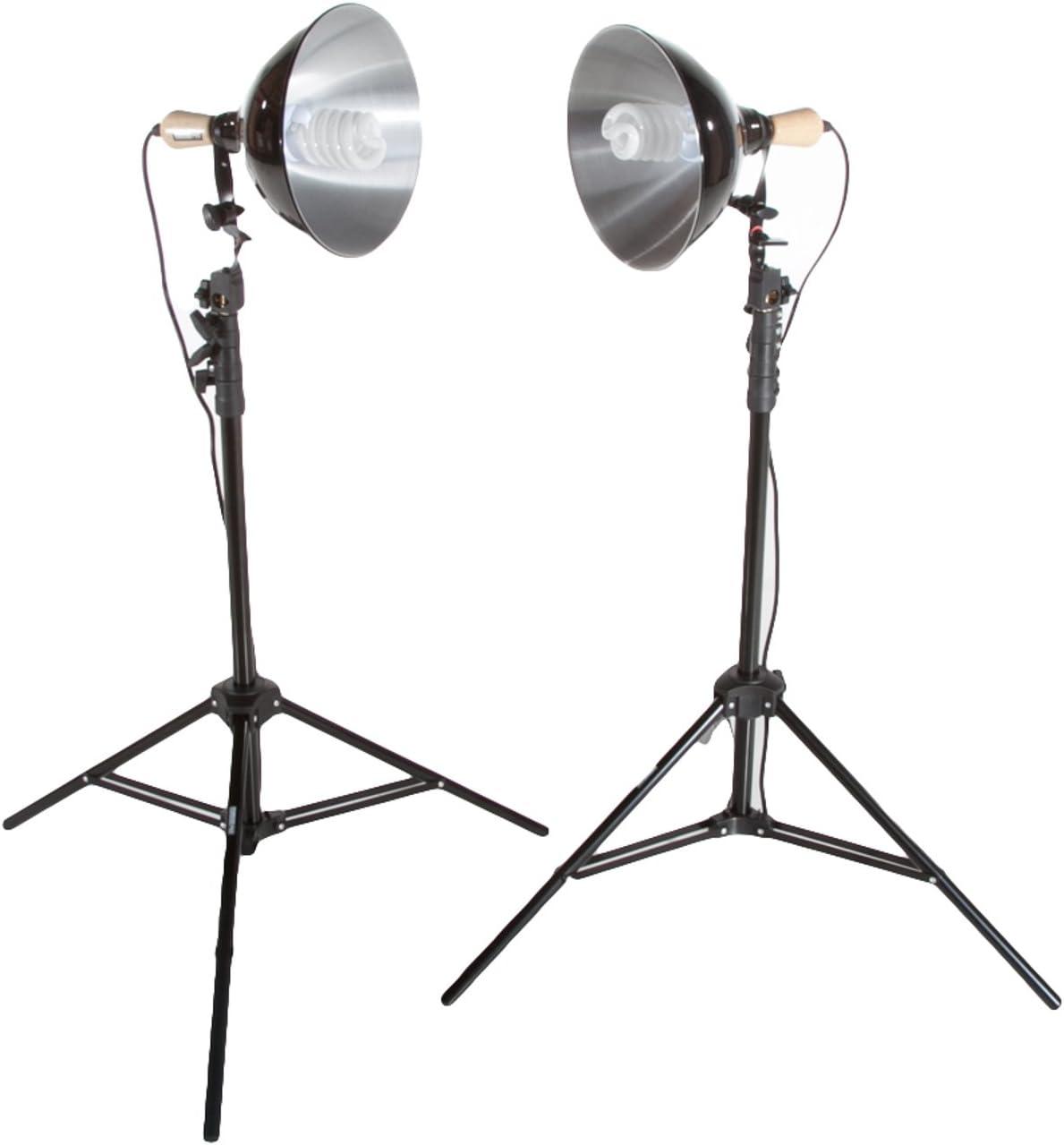 Fovitec StudioPRO 450 Cheap mail order sales Watt 2 Video Photography Cont Popular brand Photo Studio