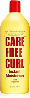 Softsheen-Carson Care Free Curl Instant Moisturizer, 32 Fluid Ounce