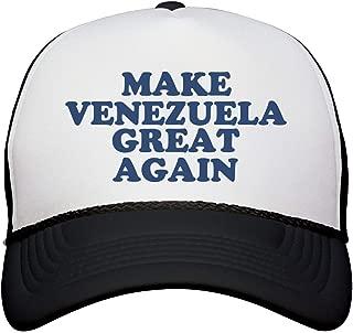 Make Venezuela Great Again Hat: Snapback Trucker Hat