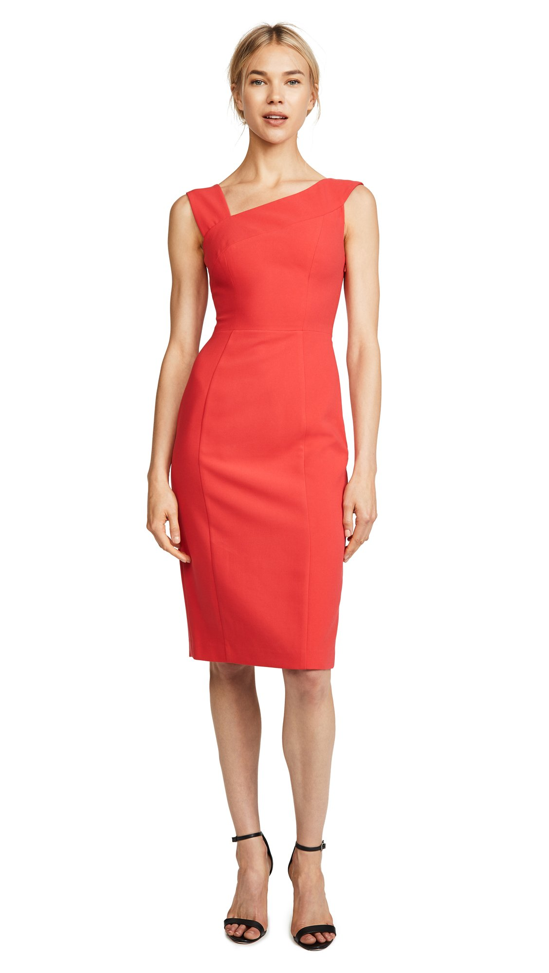 Available at Amazon: Black Halo Women's Maven Sheath Dress