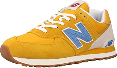 new balance 220 amarillas