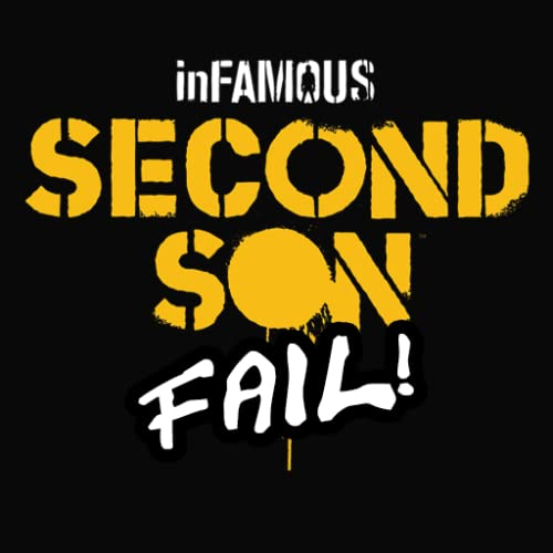 Infamous Second Son Fail Gameplay