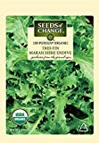 Seeds of Change Certified Organic Tres Fine Maraichere Endive Seeds