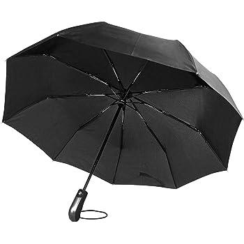 SONGYANG Paraguas Paraguas Grande de Doble Capa Lluvia Mujeres Hombres Paraguas a Prueba de Viento Hombre Sombrilla de Rejilla Oscura Familia