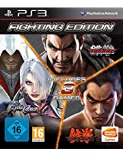 Fighting Edition (Tekken Tag Tournamament 2/Soul Calibur V/Tekken 6) PS3 Game
