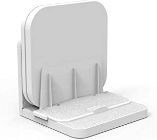 sciuU Soporte de Pared Universal, para TV Box/Switches de Red/Routers/Módems, Compatible con Apple TV, Sky Q Mini, etc. Es...
