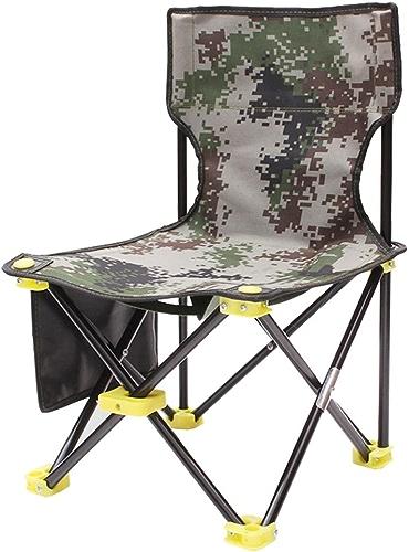KKY-ENTER Chaise Pliante Ultra-Léger portable Pliant Multifonctionnel Plage Chaise de Pêche Pliable Maison En Plein Air Camping Pique-Nique Barbecue Pliant Tabouret Avec Sac à Main