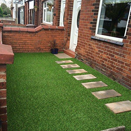Tuda Grass Direct Lisbon 26mm Pile Height Artificial Grass | Choose from 47...