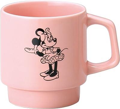 "Disney ディズニー ミッキー&フレンズ マグK""Kawaii!"" D-MF02 AM-MB24721"