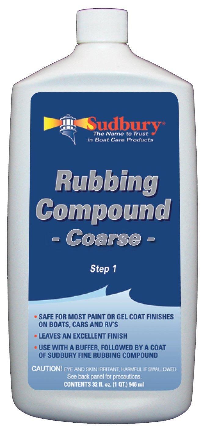 Sudbury Rubbing Compound Coarse Popular product - Selling rankings