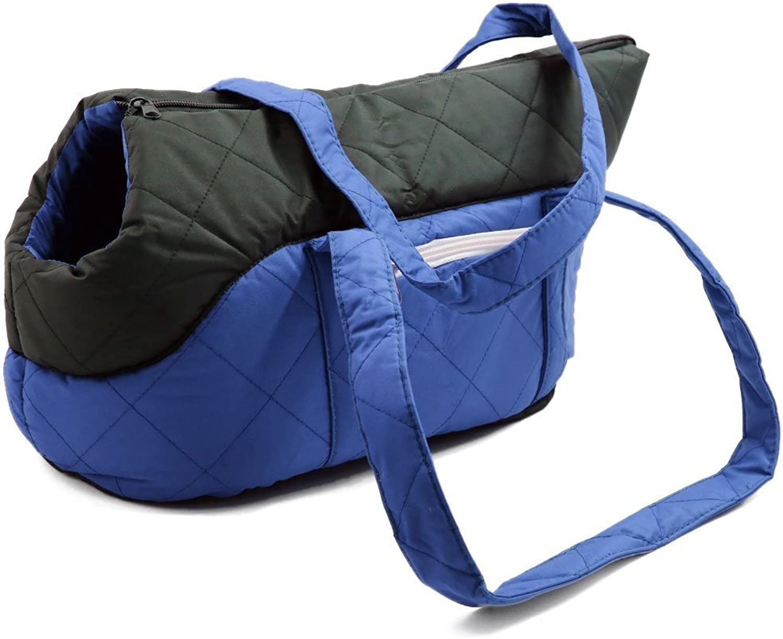 Pet Carrier Pet Puppy Travel Bag Mesh Double Shoulder -Small