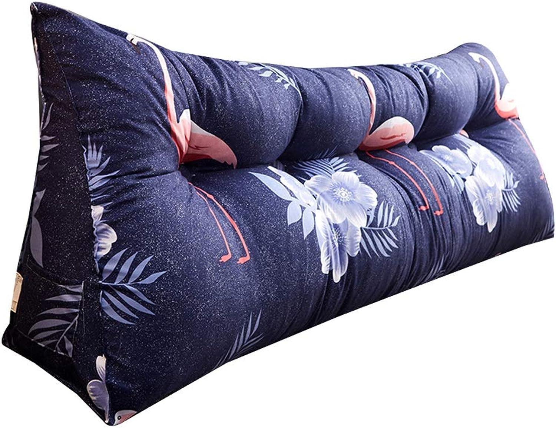 Coussin de Dossier Coussin de Coton Oreiller canapé lit Chaise de Bureau Coussin de Repos (Couleur   B, Taille   150  25  50cm)