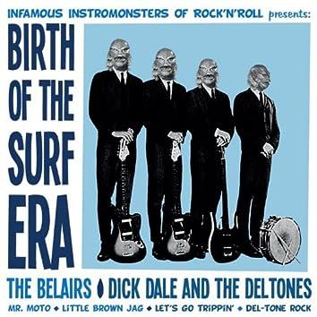 Birth of The Surf Era
