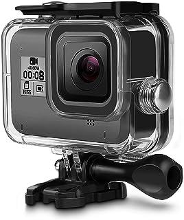 60M Waterproof Case for GoPro Hero 8 Black Underwater Waterproof Protective Housing Case