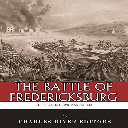 The Battle of Fredericksburg audiobook cover art