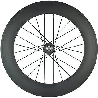 Queen Bike Carbon Track Wheels 88mm Rear Track Bike Wheel Fixed Gear Wheel