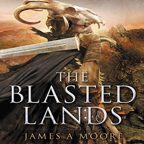 The Blasted Lands cover art