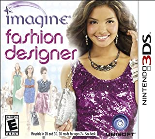 Imagine: Fashion Designer - Nintendo 3DS