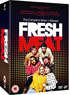 Fresh Meat - The Complete Series 1-4 Boxset