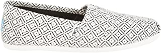 Toms Classic Womens Shoes White
