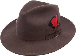 18c060f180111 Amazon.com  Stetson - Fedoras   Hats   Caps  Clothing