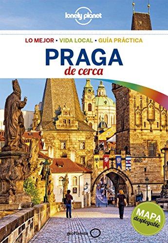 Praga De cerca 5 (Guías De cerca Lonely Planet)