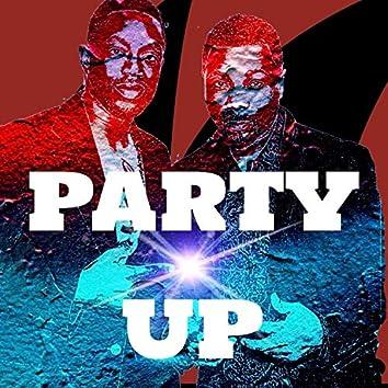 Party Up (feat. Mr Davis & Lewbo)