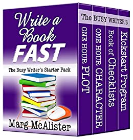 Write a Book Fast - The Busy Writers Starter Pack (English ...