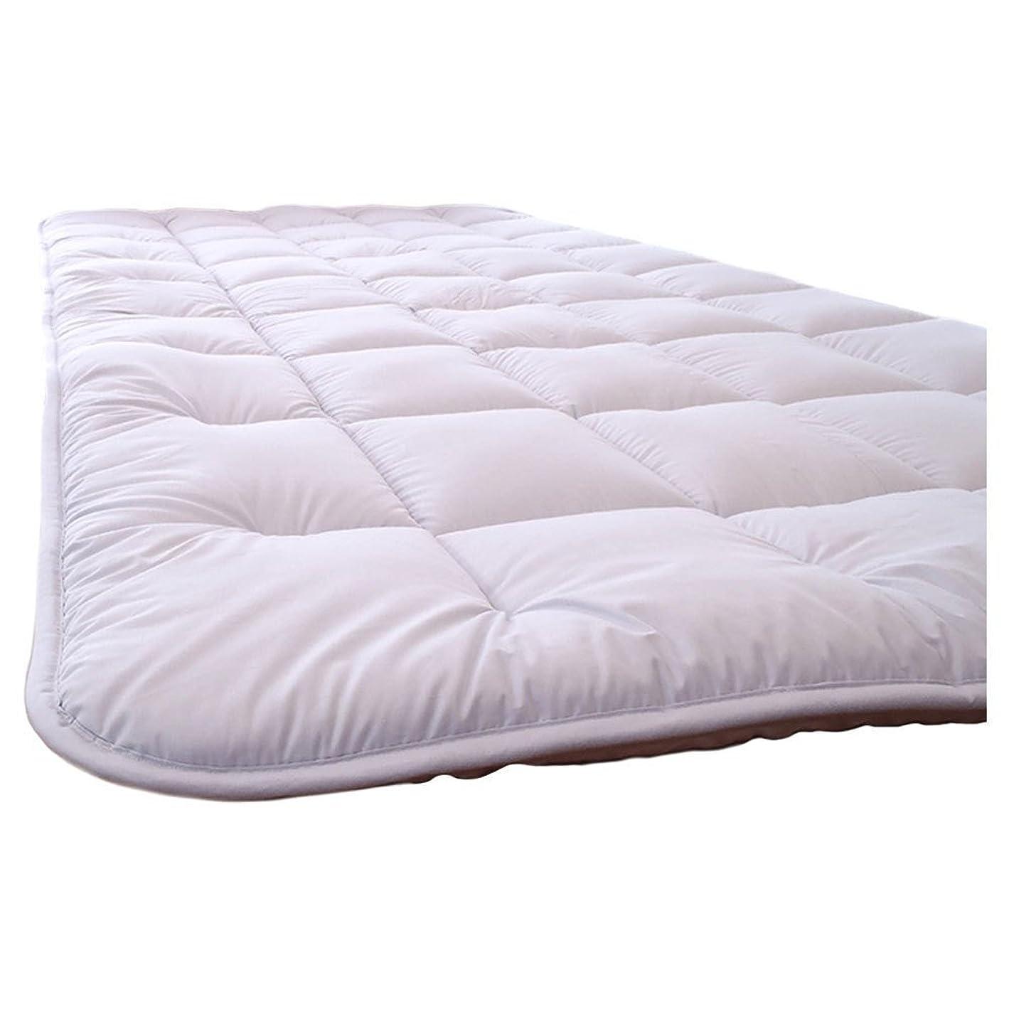 船形再集計是正する西川リビング  ワイドダブルサイズ  ベッド専用いい按配敷き布団(日本製)