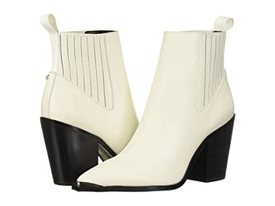 Kenneth Cole New York West Side Bootie RB (White) Women
