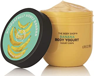 The Body Shop Banana Body Yogurt, 6.9 Ounce