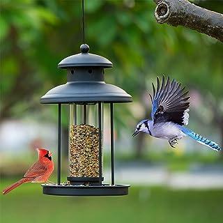 Birdream Bird Feeders for Outdoors Hanging, Metal Bird Feeder Outdoor Waterproof Wild Bird Feeders Hanging for Garden Yard...