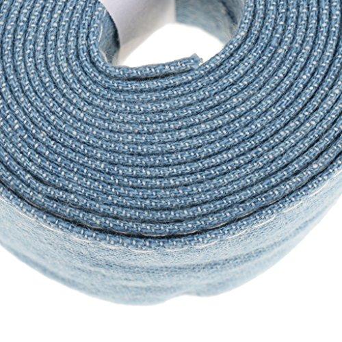 Home Mart Craft denim ribbon edge ribbon Butterfly making DIY sewing fabric hair accessories 4M