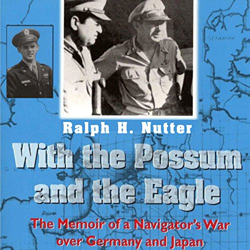 With the Possum and the Eagle audiobook cover art