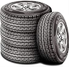 Set of 4 (FOUR) MRF Wanderer A/T All-Terrain Radial Tires - 265/60R18 110T