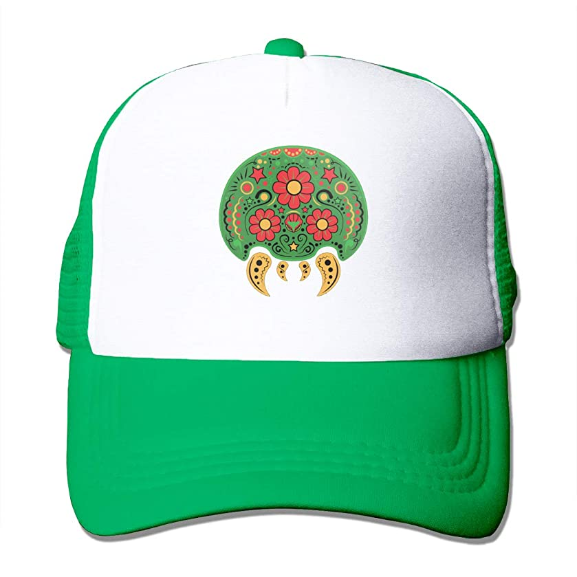 LJQ-shop Dia De Los Metroids Outdoor Sports Cap, Running Fashion Hat