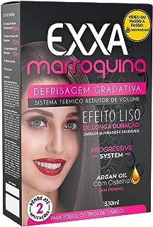 Exxa Marroquina - Defrisagem Gradativa, 330 ml, Salon Line, Salon Line
