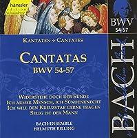 Bach Cantatas BWV 54-57 (1999-10-19)