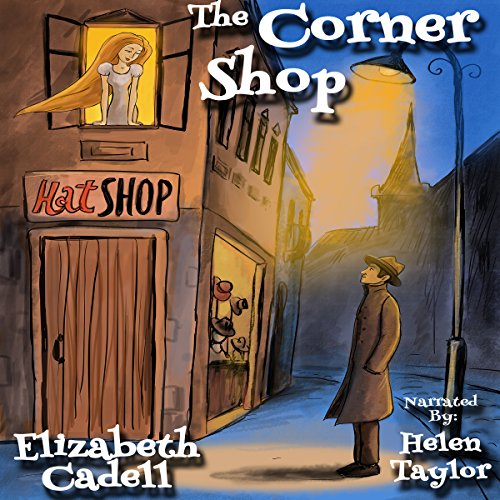 The Corner Shop audiobook cover art