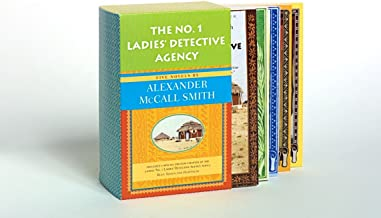The No. 1 Ladies' Detective Agency 5-Book Boxed Set (No. 1 Ladies' Detective Agency Series)