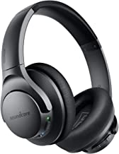 Anker Soundcore Life Q20 Hybrid Active Noise Cancelling Headphones, Wireless Over Ear..