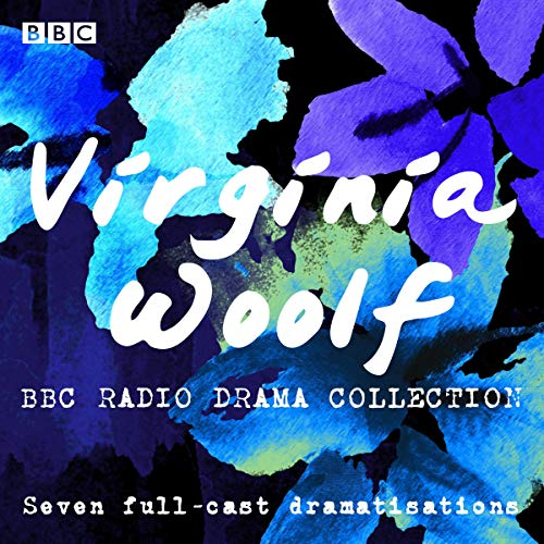 『The Virginia Woolf BBC Radio Drama Collection』のカバーアート