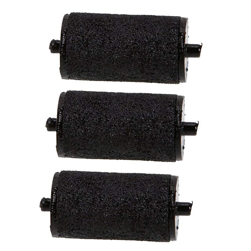 BIHUA1 X 3 Packs 20mm Ink Roller Rollers to fit MX-5500 Single Line Price Label Gun