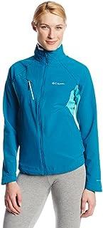 Columbia Sportswear Women's Evap-Change Softshell Jacket, Siberia, Large