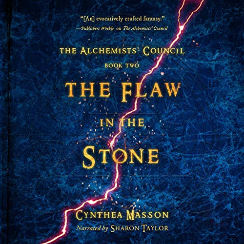 The Flaw in the Stone Audiobook By Cynthea Masson cover art