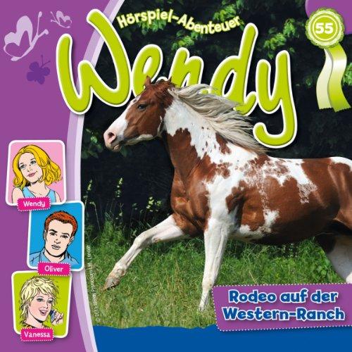 Rodeo auf der Western Ranch audiobook cover art