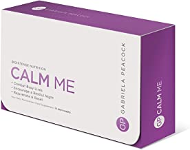 Sponsored Ad - Calm Me 14 Days Supplements Kit - Promotes a Restful Night, De-Stresses and Helps Promote Sleep - 14 Days S...